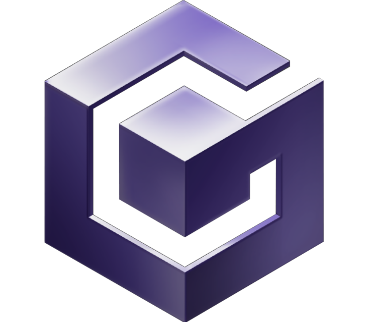 Gamecube System Bios Gamecube Logo The Models Resource