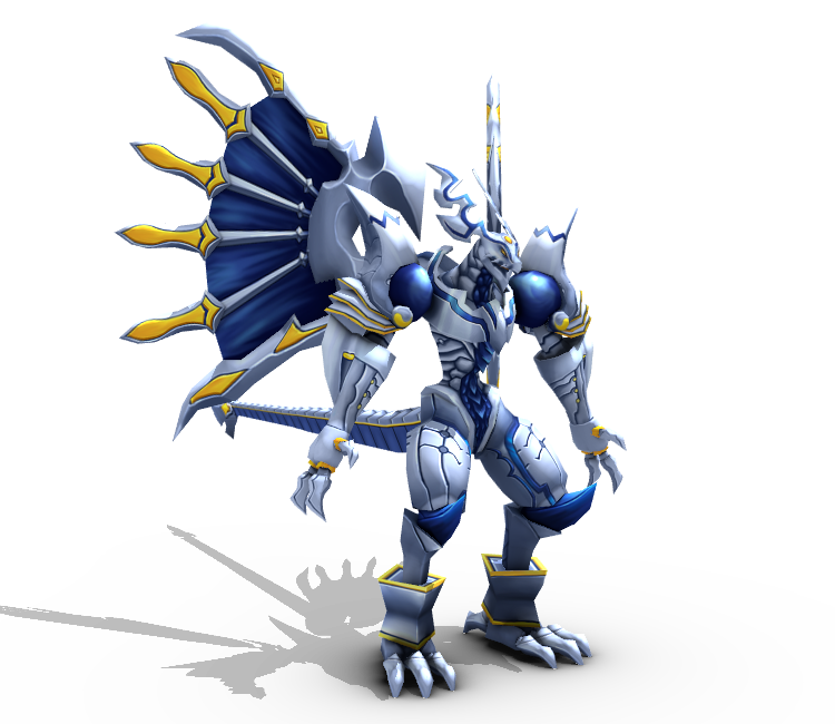 PC / Computer - Digimon Masters - Dorugoramon - The Models Resource