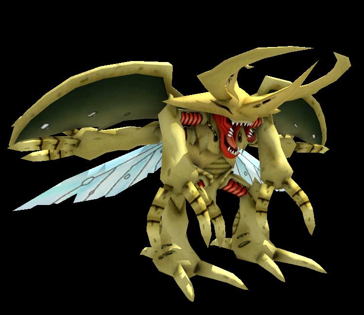 PC / Computer - Digimon Masters - HerculesKabuterimon - The