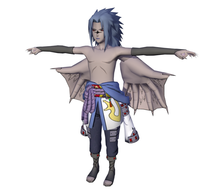 Wii - Naruto Shippuden: Dragon Blade Chronicles - Sasuke ...