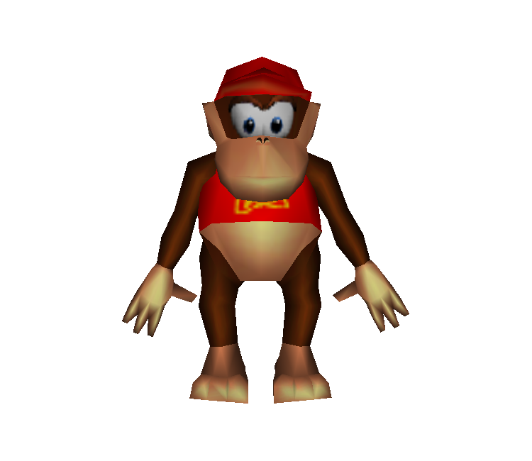 donkey kong 64 how to get diddy