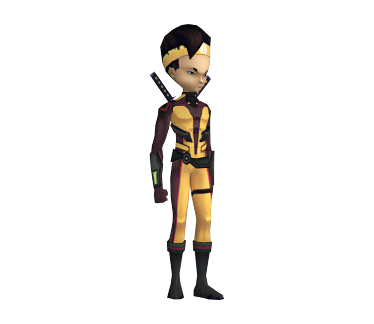 Wii Code Lyoko Quest For Infinity Ulrich Stern The