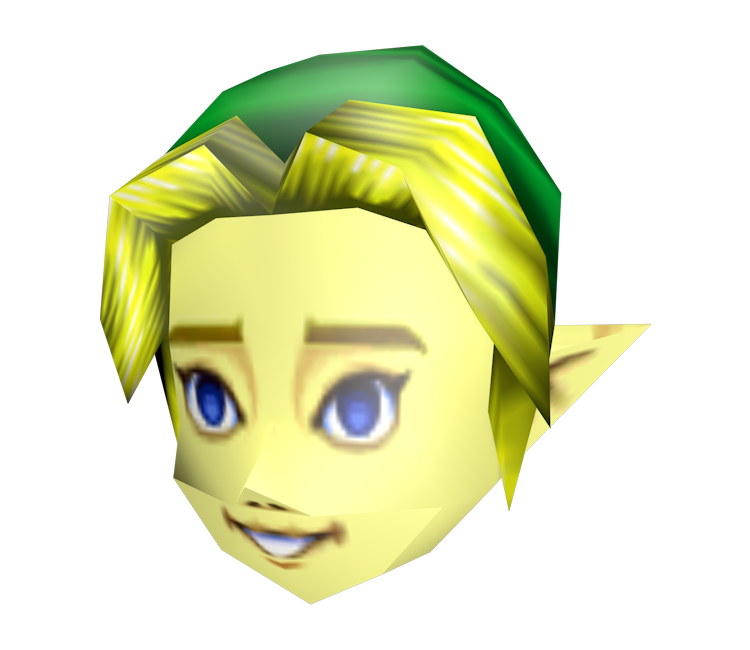 Nintendo 64 - The Legend of Zelda: Majora's Mask - Link ...