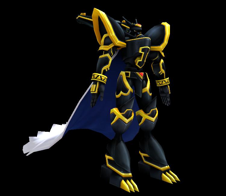 PC / Computer - Digimon Masters - Alphamon - The Models ...