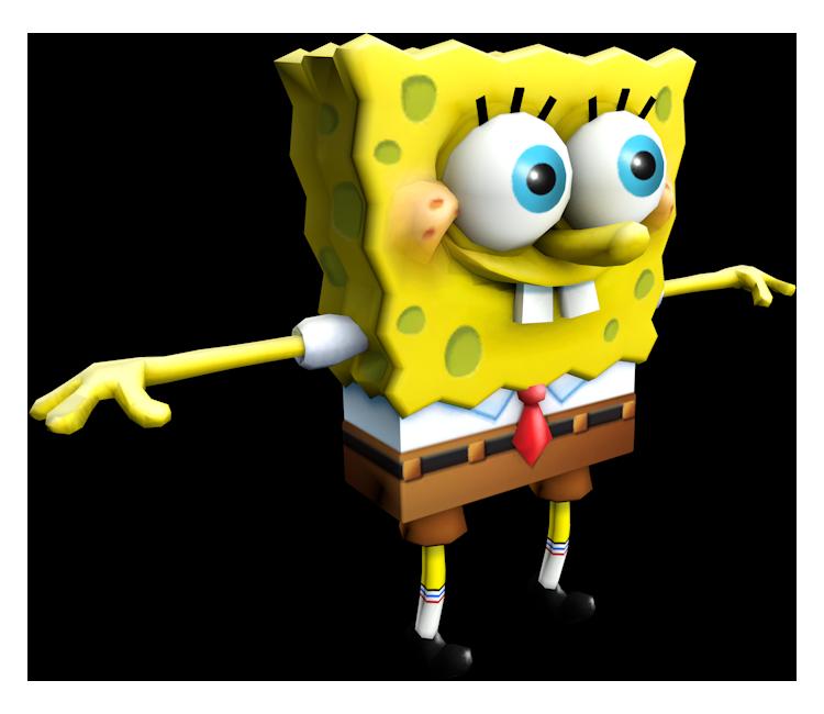 PC / Computer - Nick Racers Revolution 3D - SpongeBob - The