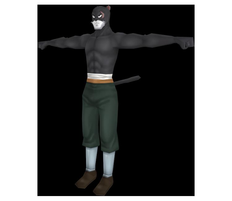 PSP - Fairy Tail: Zelef Kakusei - Pantherlily (Battle Mode