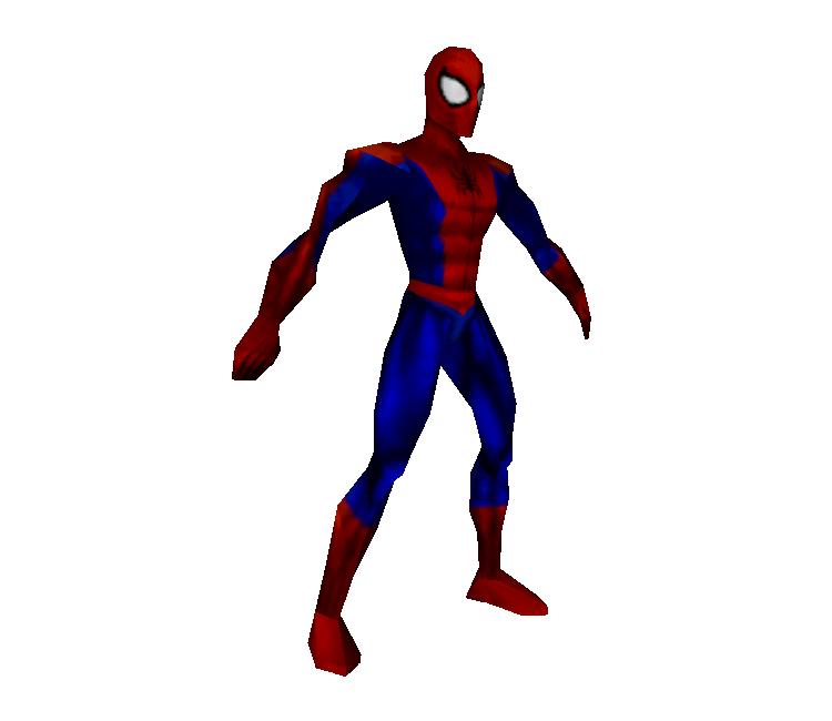 Nintendo 64 Spider Man Spider Man The Models Resource