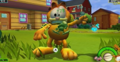 Garfield Show: Threat of the Space Lasagna