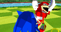 Sonic the Fighters (Sonic Championship)