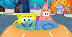 The SpongeBob SquarePants Movie 3-D Game