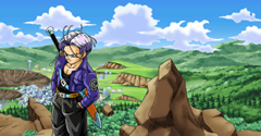 PSP - Dragon Ball Z: Shin Budokai - Another Road - The