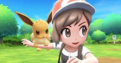 Nintendo Switch - Pokémon: Let's Go, Pikachu! / Eevee! - The