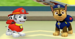 PAW Patrol Rescue Run