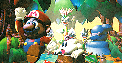 Super Mario RPG Customs