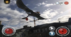 DreamWorks Dragons AR