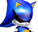 Metal Sonic (Display)