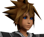 Sora (High Poly)