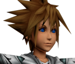 Sora (Final Form, High-Poly)