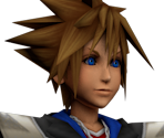 Sora (Limit Form, High-Poly)