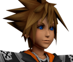 Sora (Master Form, High-Poly)