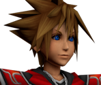 Sora (Valor Form, High-Poly)
