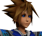 Sora (Wisdom Form, High-Poly)