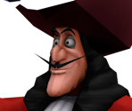 Captain Hook (High-Poly)