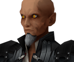Master Xehanort (High-Poly)