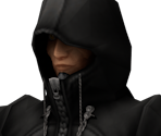 Master Xehanort (Hooded, Low-Poly)