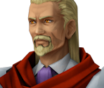 Ansem the Wise (Low-Poly)