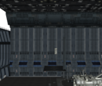 Star Destroyer Docking Bay - Laser Gates