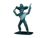 Bandit Toy Soldier 1