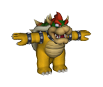 Bowser (High Poly)