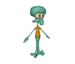 Squidward Tentacles
