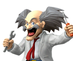 Dr. Wily Trophy