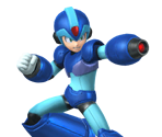 Mega Man X Trophy