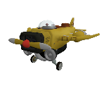Tails Plane (Sonic Boom)