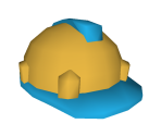 Builder's Club Helmet