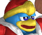 King Dedede Figurine (Rigged)