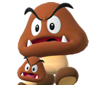 Big Goomba Trophy
