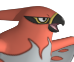 #663 Talonflame