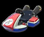 Wii U - Mario Kart 8 - The Models Resource