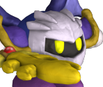 Meta Knight Figurine (Rigged)