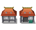 Ecruteak City Houses