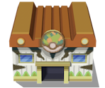 Safari Zone Building