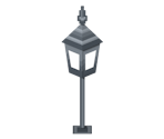 Jubilife City Street Lamp