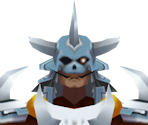 Ginkan Silver Knight Xth Form