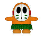 Tribal Shy Guy