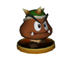 Inferno Goomba Figure