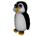Penguin Power Pet